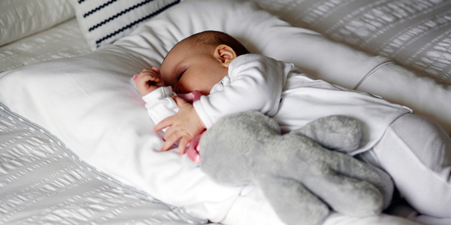 sleeping baby nurture one